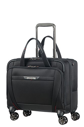 SAMSONITE PRO-DLX 5 - Spinner Tote for 15.6'' Laptop - 3.3 KG Reise-Henkeltasche, Schwarz