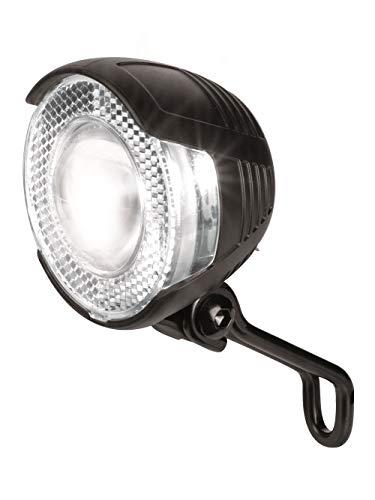 Busch-Jaeger Frontlicht Lumotec, Busch & Müller-Luce LYT LED Senso Plus, Colore: Nero Unisex Adulto, Taglia Unica