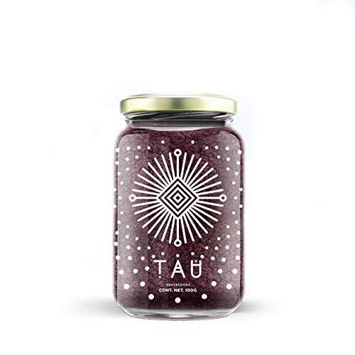 TAU Superfoods Acai berry en frasco de vidrio cont.100gr