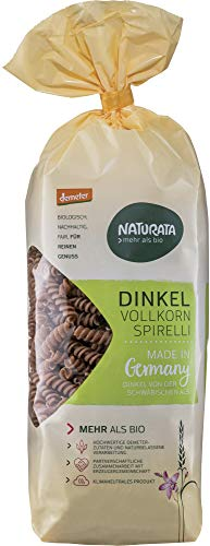 Naturata Bio Spirelli Dinkelvollkorn (2 x 500 gr)