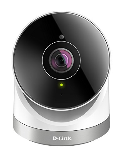 D-Link DCS-2670L Outdoor Full HD IP Surveillance Camera, Ultra Wide 180 Degree View, Wi‑Fi & Ethernet connection, Sound & Motion Detection, Day and Night Vision, MicroSD Card Slot, IP-65 Rated