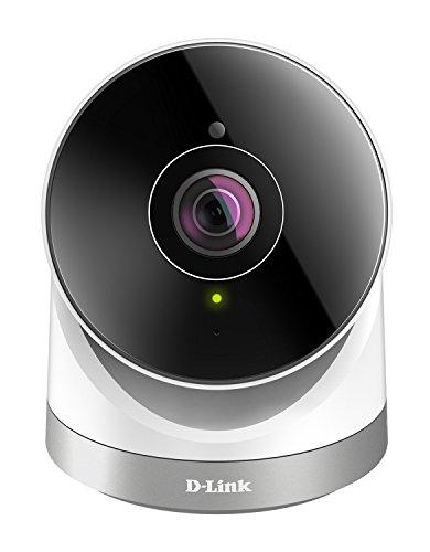 D-Link DCS-2670L Überwachungskamera (Full HD Aufnahme, Nachtsicht bis 10m, für Innen- und Außenbereiche, Slot für Micro SD)