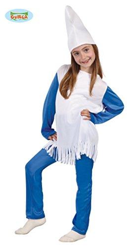 Disfraz de Pitufa (4-6 años)