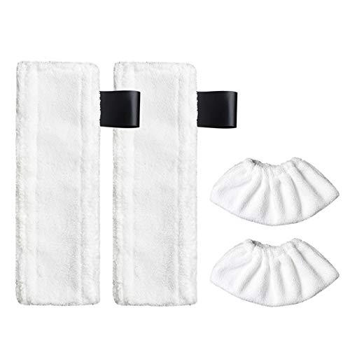 2PCS Microfibre Cloths & Pads Se...