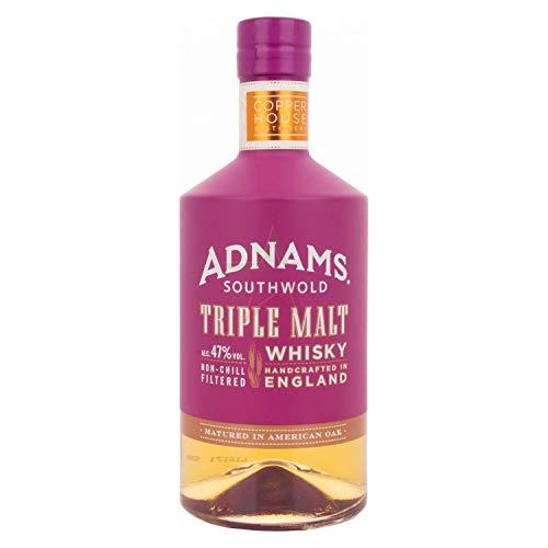 Adnams Southwold Triple Malt Whisky 47,00% 0,70 lt.