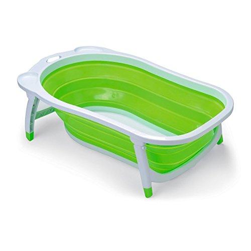 Bañera para recién nacidos plegable Star Ibaby