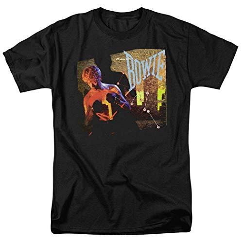 Camiseta de David Bowie Let