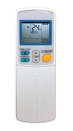 Telecomando ARC 433A1 per climatizzatori Daikin compatibile con la serie Daikin ARC433** tra cui ARC433A5 - ARC433A15 - ARC433A21 - ARC433A31 - ARC433A47 - ARC433A49 - ARC433A50 - ARC433A70 - ARC433A75 - ARC433A83 - ARC433A87 - ARC433A88 - ARC433B47 - ARC433B70