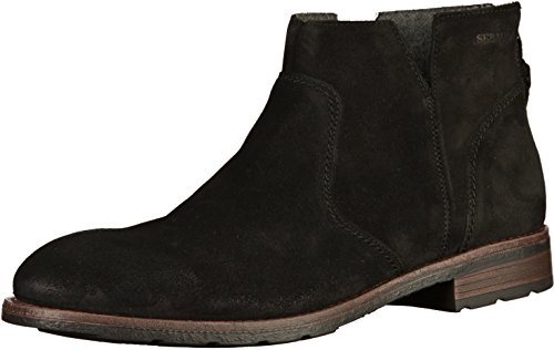 Sebago Laney Ankle Boot Ankle Boots/Boots Women Black/Waxy - 8.5 - Ankle Boots Shoes