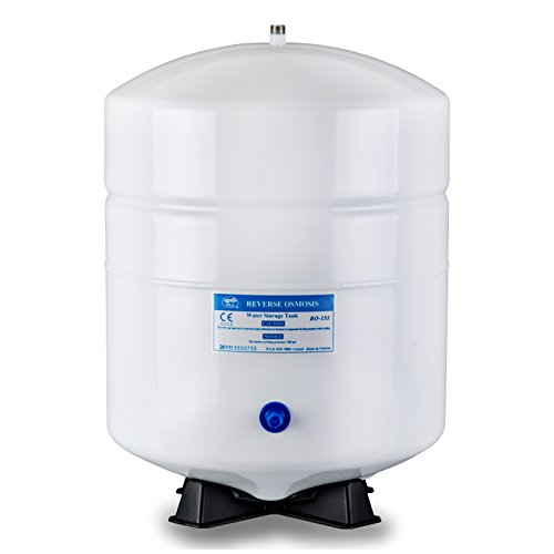 iSpring T55M 5.5 Gallon Residential Pre-Pressurized Water Storage ...