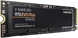Samsung 970 EVO Plus 1TB NVMe 1.3 M.2 (2280) 3-Bit V-NAND SSD - MZ-V7S1T0BW