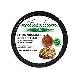 Naturalium Shea & Macadamia Crema Corporal - 200 ml