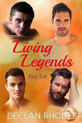 Living Legends: 4 Book Box Set (English Edition)