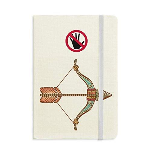 Sagittarius Sternbild Symbol Geheimes Notizbuch Classic Journal Tagebuch A5