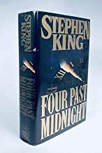 1990 Stephen King Four Past Midnight Hardcover Book (1st Edition)
