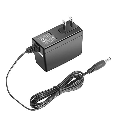 HKY AC Charger for Netgear Arlo Pro Base Station VMB4000 VMB-4000 CM500-100NAS CM500 CM31T CM700 Arlo Pro 2 Base Station VMB3000 VMB4000 MS3530 VMS3430 VMS3130 VMS3230 Cameras System Power Supply Cord