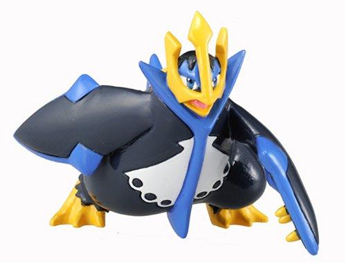 Pokemon Diamond & Pearl Japanese Battle Scene PVC Figure Battle Empoleon