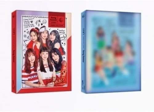 Gfriend - [Sunny Summer] Mini Album Random CD+60p Booklet+2p PhotoCard K-POP Sealed