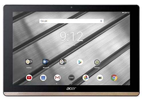 Acer Iconia One 10 B3-A50FHD 10.1-Inch Tablet-PC - (Gold) (Intel Atom MT8167A Processor, 2 GB RAM, 16 GB eMMc, Android 7.0)
