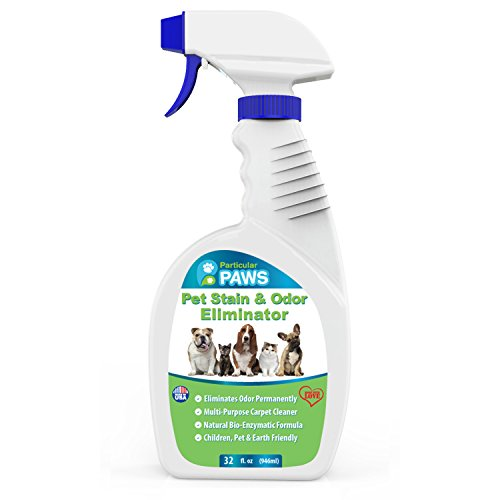 Particular Paws Pet Stain and Odor Remover