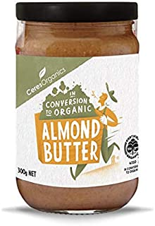 Ceres Organics Organic Almond Butter (In Conversion), 300 g