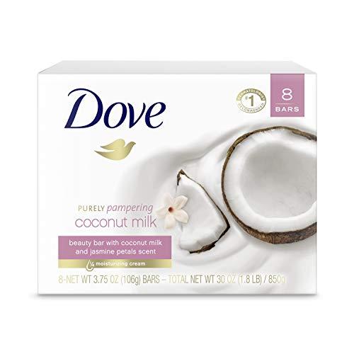 Dove Fresh Revive Pomegranate & Lemon Verbena Beauty Bar Soap - 3.75oz/8ct