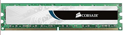 Corsair CMV4GX3M2A1333C9 Value Select 4GB (2x2GB) DDR3 1333 Mhz CL9 Standard Desktop Memory