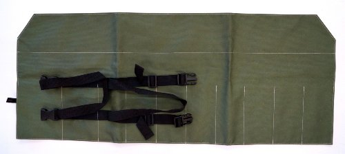 Stanwood Bonsai Tool 10-Pocket Case Heavy Duty Tool Roll