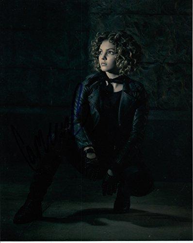 Signing Dreams Autographs Camren bicondova Signiert 10x 8Farbe Foto–Gotham–girlhouse–100% in Person Autogramm, Dealer, UACC Registriert # 242