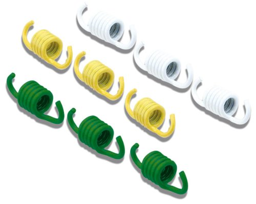 MALOSSI Kupplungsfedern Sport Fly/Delta Clutch weiß/grün/gelb, 3x3 Federn