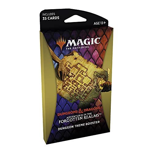 MTG Adventures in the Forgotten Realms - Theme Booster Dungeon - Inglês