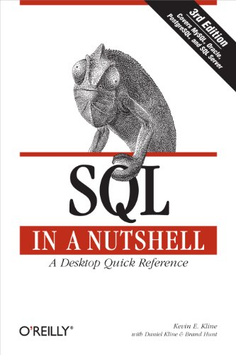 SQL in a Nutshell: A Desktop Quick Reference Guide (In a Nutshell (O'Reilly)) (English Edition)