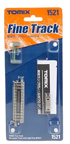 TOMIX Nゲージ 解放ランプ付レール M70 F 1521 鉄道模型用品