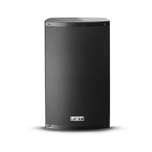FBT X Lite 10A - Cassa Monitor Audio Diffusore Professionale Attivo da 1000W - 126dB SPL, Nero