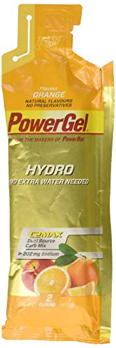 Powerbar PowerGel Hydro Orange - 24 Unidades