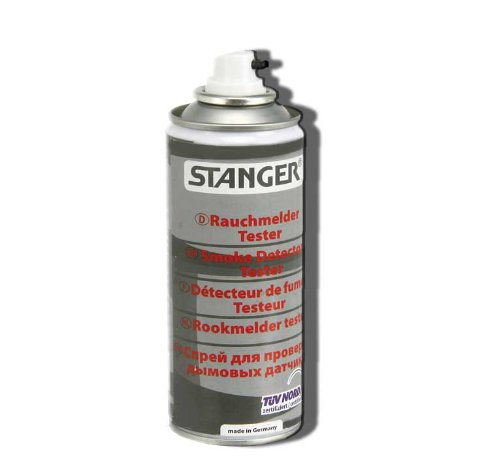 Rauchmelder-Testspray für Rauchmeldersysteme, 200ml