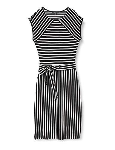 ESPRIT Collection Damen 040EO1E301 Kleid, 001/BLACK, M