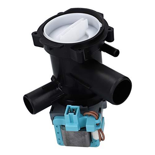 DL-pro Laugenpumpe passend für Bosch Siemens Neff Constructa Balay 145787 00145787 Waschmaschinenpumpe Pumpe Ablaufpumpe Abwasserpumpe Waschmaschine