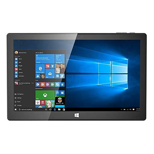Computadoras y tabletas Ezpad Pro 8 PC de la Tableta, de 11,6 Pulgadas, 8 GB + 128 GB, Windows 10 Intel N3450 El Apollo Lago de Cuatro núcleos a 1,1 GHz a 2,2 GHz-, Tarjeta del TF y Bluetooth y Wi-Fi