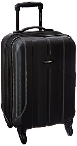 Check Out This Samsonite Luggage Fiero HS Spinner 20, Charcoal, One Size