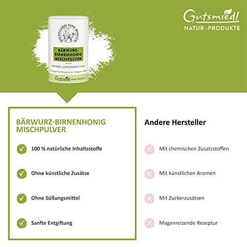 Bärwurz-Birnenhonig-Mischpulver - 4
