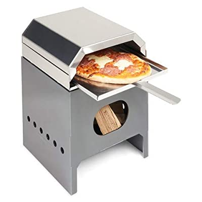 """Fire Pit, Pizza Oven 12"""", Stainless Steel Oven, UK Made by Simply Metal"""