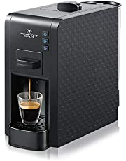 آلة صنع القهوة من هوميكس، بكبسولات، اسود، SV823-BL