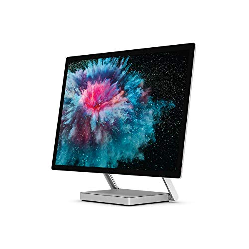 Microsoft Surface Studio 2, Processore i7, SSD da 2 TB, RAM 32 GB, Platino