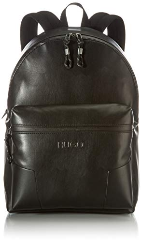 HUGO Rocket MT_Backpack, Zaino Uomo, Nero1, Taglia unica