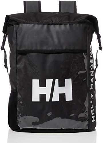 [ヘリーハンセン] リュック ロールマップバッグ ブラック One Size