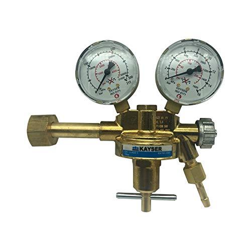 Kayser Sauerstoff-Druckminderer K 10 - 200 bar