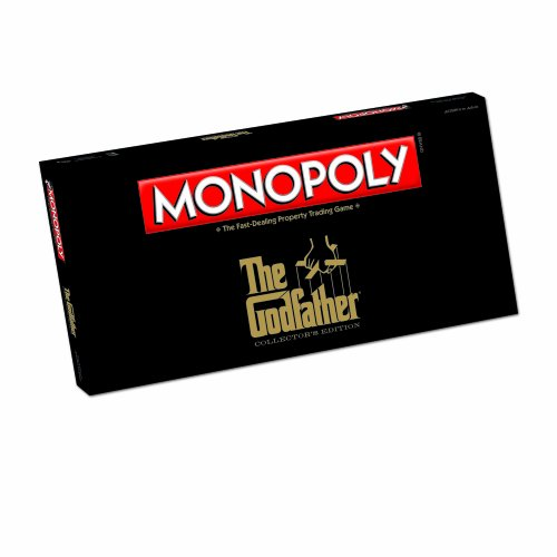 The Godfather Monopoly Board Game: The Godfather Monopoly