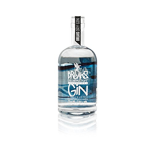 Breaks Sonderedition 4 Elemente - Wasser - *Limited Edition* - London Dry Gin - Handcrafted - 42% vol - 1 x 0,5 L