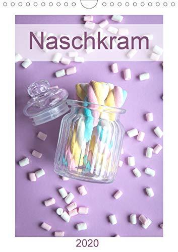 Naschkram (Wandkalender 2020 DIN A4 hoch)